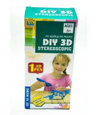 3D ручка Stereoscopic LeiMengToys оптом