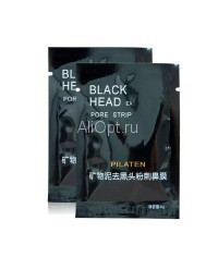 Очищающая маска для лица Black mask pilaten оптом