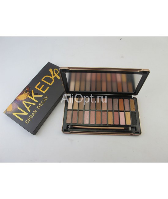 Палетка теней Naked 4 urban decay оптом