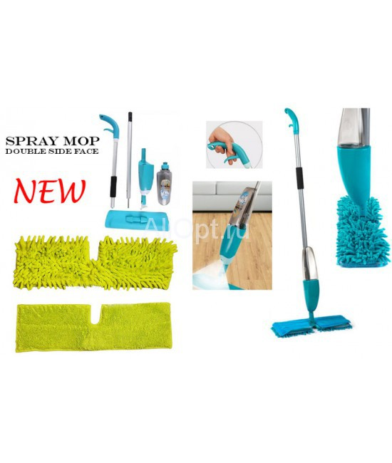 Spray Mop double side face оптом