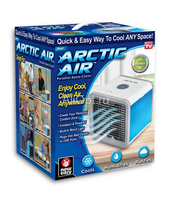 Мини кондиционер 4в1 Arctic Air Rovus ULTRA оптом