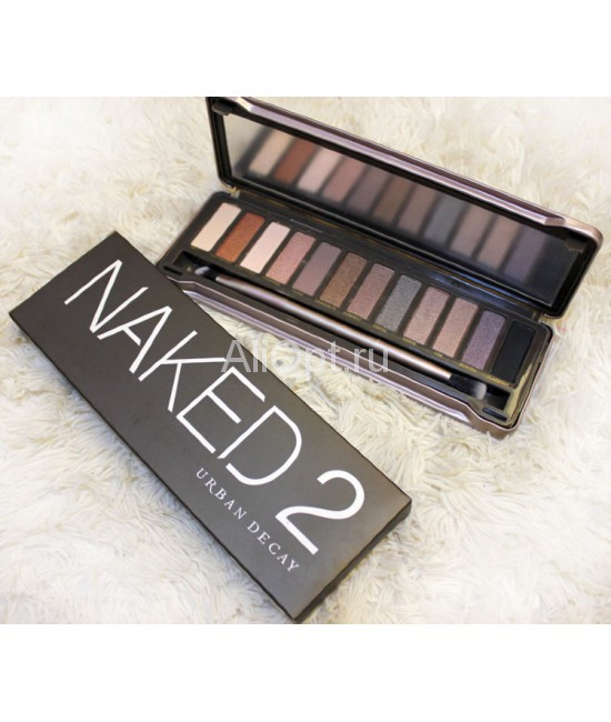 Палетка теней Naked 2 urban decay оптом