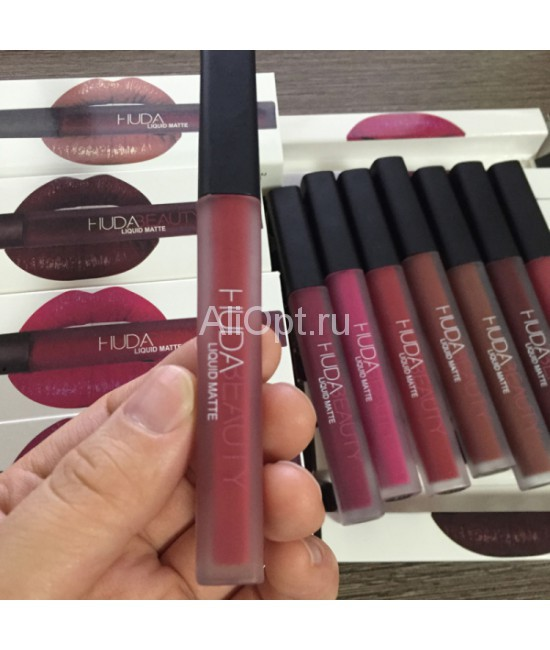Помада Huda Beauty Liquid Matte оптом