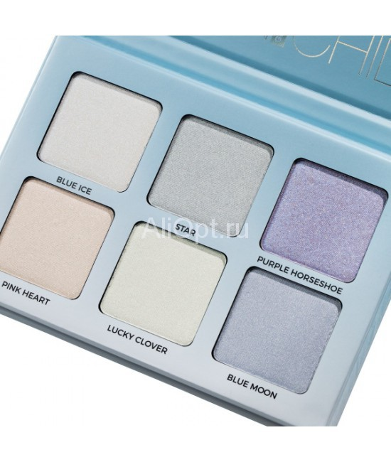 Палитра Теней от Anastasia Beverly Hills MoonChild оптом